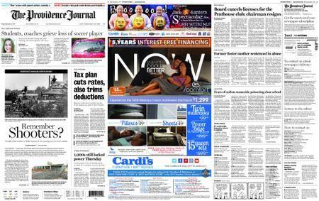 The Providence Journal – November 03, 2017