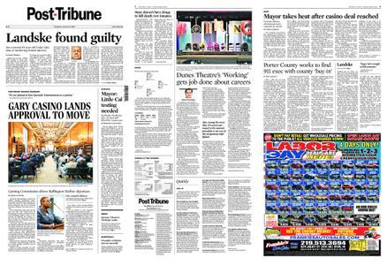 Post-Tribune – August 29, 2019