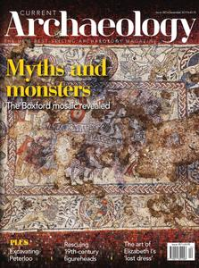 Current Archaeology - Issue 357