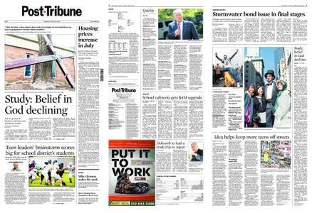 Post-Tribune – August 28, 2017