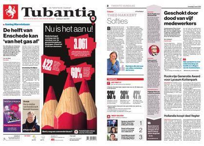 Tubantia - Enschede – 21 maart 2018