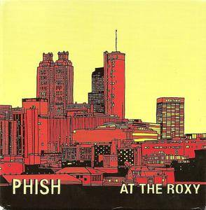 Phish - At The Roxy (2008) [8CD Box Set + Bonus CD] Re-up