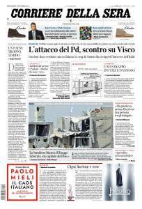 Corriere della Sera - 18 Ottobre 2017