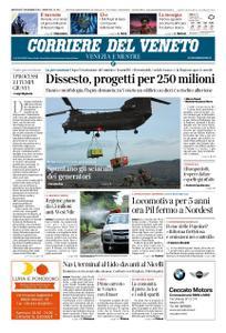 Corriere del Veneto Venezia e Mestre – 07 novembre 2018