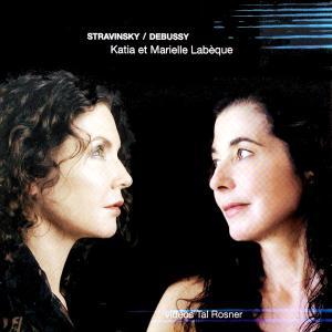 Katia et Marielle Labeque - Stravinsky, Debussy (2007)