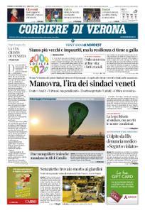 Corriere di Verona – 29 dicembre 2019