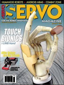Servo Magazine November 2007