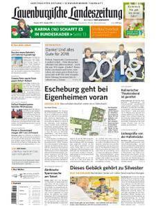 Lauenburgische Landeszeitung - 30. Dezember 2017