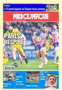 Midi Olympique Rouge - 11 Octobre 2021