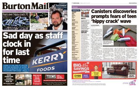 Burton Mail – August 30, 2019
