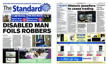 The Standard Chester & District – April 12, 2018