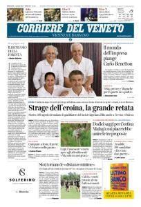 Corriere del Veneto Vicenza e Bassano - 11 Luglio 2018