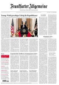 Frankfurter Allgemeine Zeitung F.A.Z. - 08. November 2018