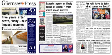 The Guernsey Press – 15 January 2019