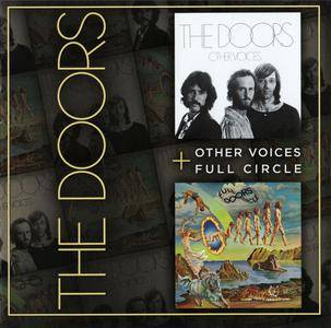 The Doors - Other Voices (1971) + Full Circle (1972) 2CD, Remastered 2015
