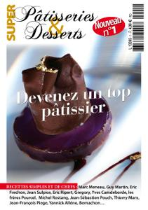 Super Pâtisseries & Desserts - octobre 2013