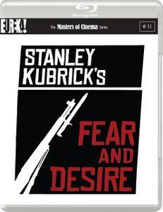 Fear and Desire (1953) + Extras