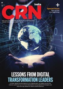 CRN India - January 2019