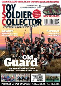 Toy Soldier Collector International - Issue 92 - February-March 2020