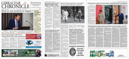Gibraltar Chronicle – 28 July 2020