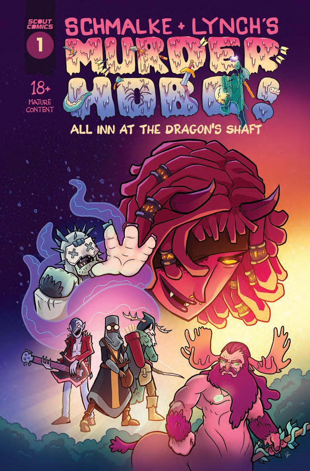Murder Hobo - All Inn at the Dragons Shaft 01 (2020) (HALO-Novus