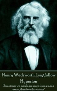 «Hyperion» by Henry Wadsworth Longfellow