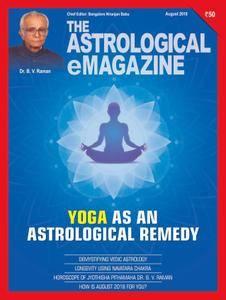 The Astrological e Magazine - August 2018