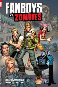 BOOM Studios-Fanboys Vs Zombies Vol 01 2014 Hybrid Comic eBook