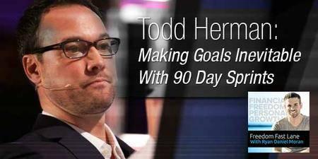 Todd Herman - 90 Day Year (2016)