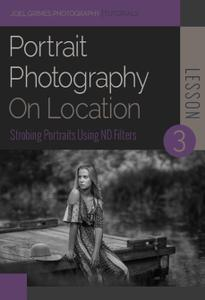 Strobing Portraits Using ND Filters