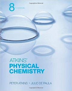 Physical Chemistry (8th Edition)