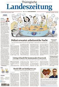 Thüringische Landeszeitung – 31. Dezember 2019