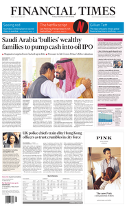 Financial Times UK – 20 September 2019