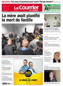 Le Courrier de l'Ouest Cholet – 11 février 2020