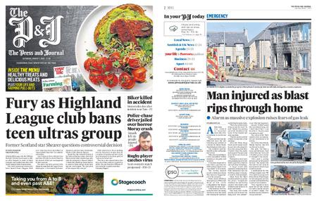 The Press and Journal Moray – March 07, 2020