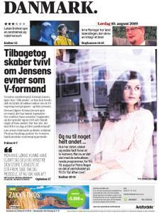 JydskeVestkysten Varde – 10. august 2019