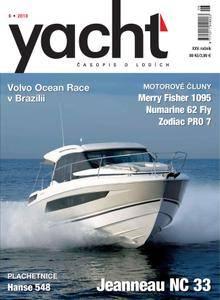 Yacht magazine - červen 2018