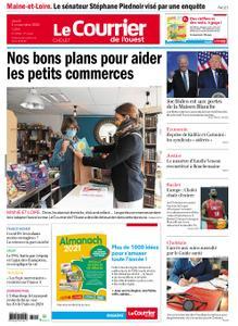 Le Courrier de l'Ouest Cholet – 05 novembre 2020