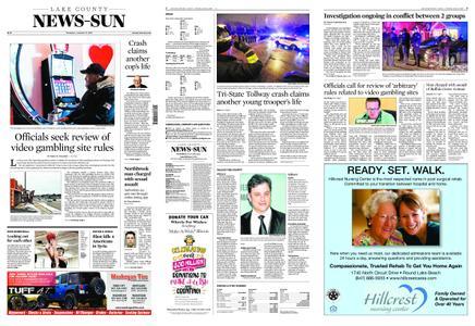 Lake County News-Sun – January 17, 2019