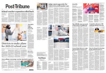 Post-Tribune – April 10, 2021