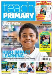 Teach Primary – October 2019