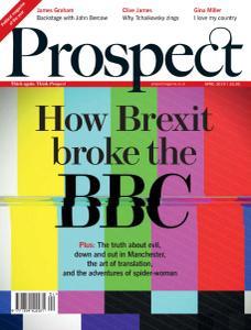 Prospect Magazine - April 2019
