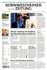 Kornwestheimer Zeitung - 07. Mai 2018