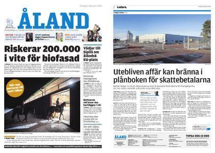 Ålandstidningen – 09 februari 2018