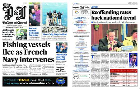 The Press and Journal Moray – September 05, 2018
