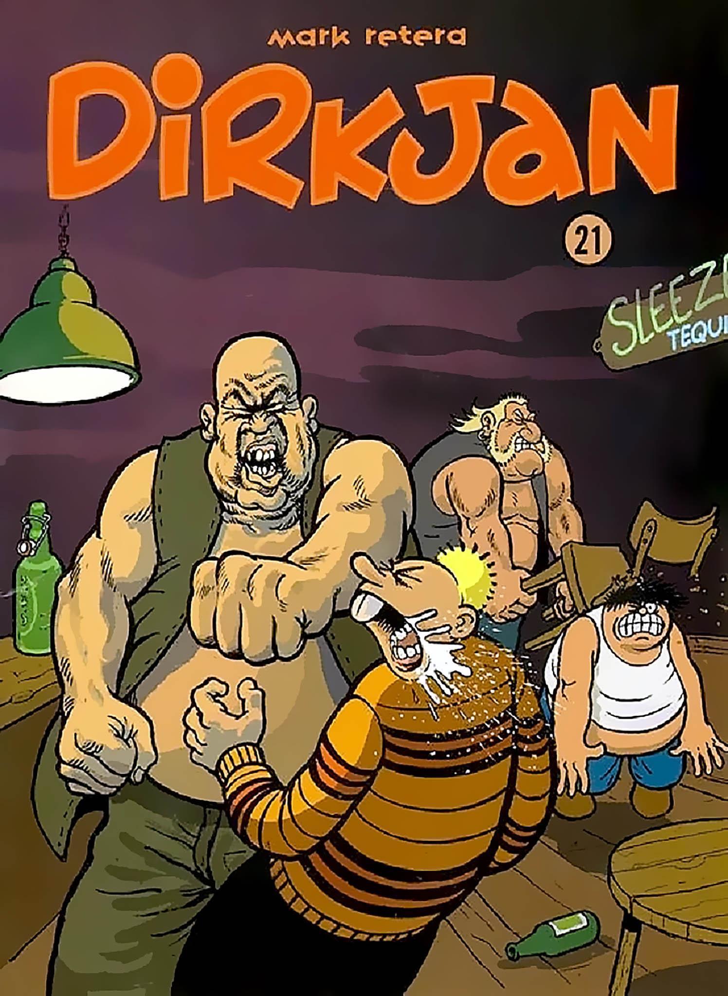 DirkJan - 21 - Deel 21