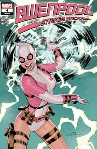 Gwenpool Strikes Back 04 of 05 2020 Oroboros
