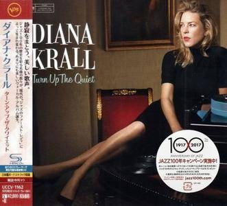 Diana Krall - Turn Up The Quiet (Japanese Edition) (2017)