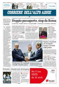 Corriere dell'Alto Adige – 22 settembre 2019