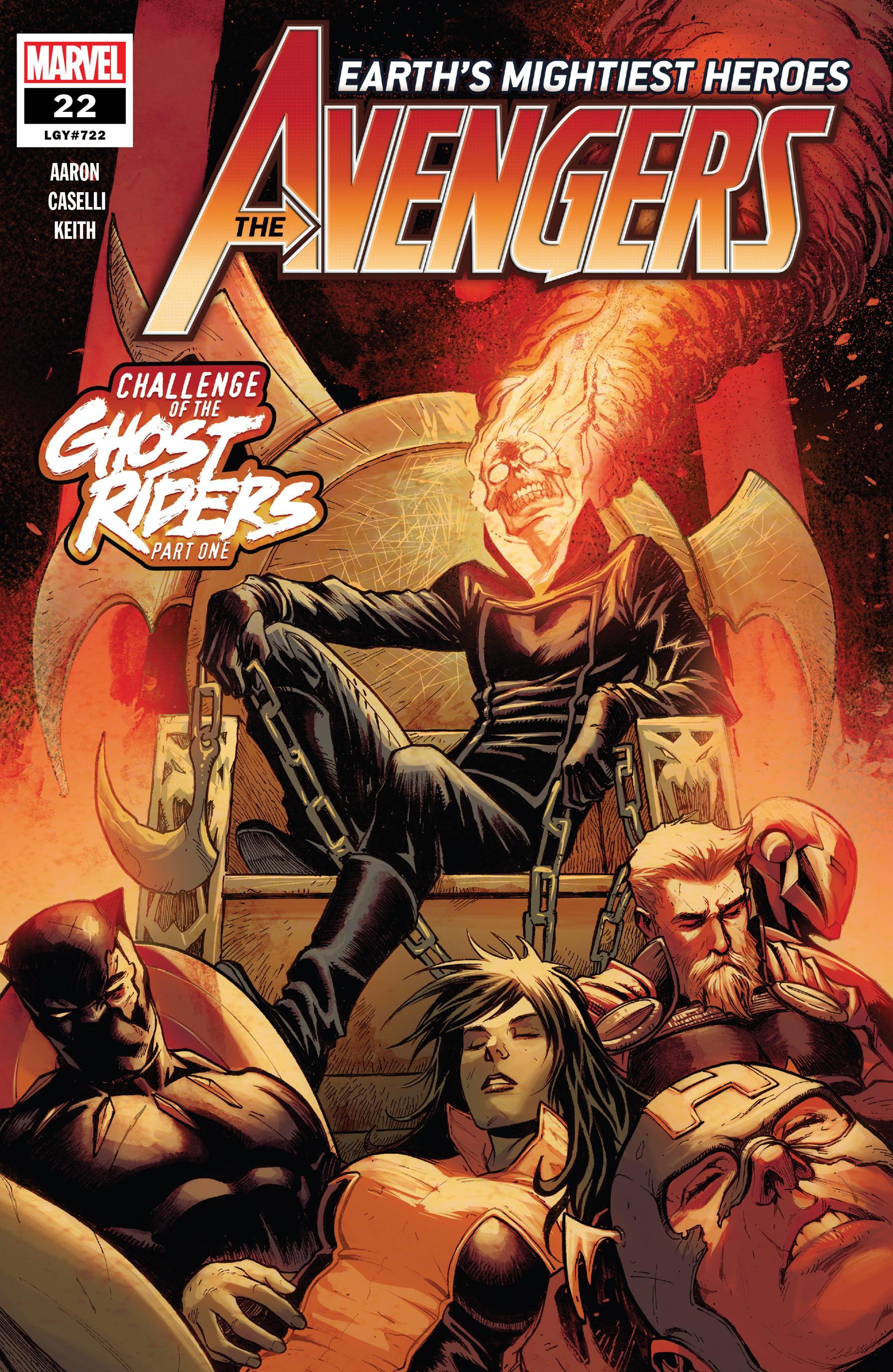 Avengers 022 2019
